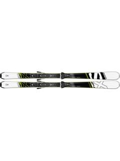 Горные лыжи Salomon 24 Hours Max + Z12 (18/19)