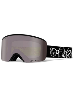 Маска Giro Axis Lucas Beaufort / Vivid Onyx 14 + Vivid Infrared 62