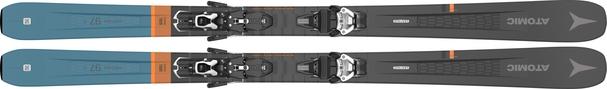 Горные лыжи Atomic Vantage 97 TI + крепления Warden R 13 MNC  (20/21)