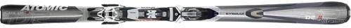 Горные лыжи Atomic Drive 11 Carbon + крепления Neox Ome 412 (08/09)