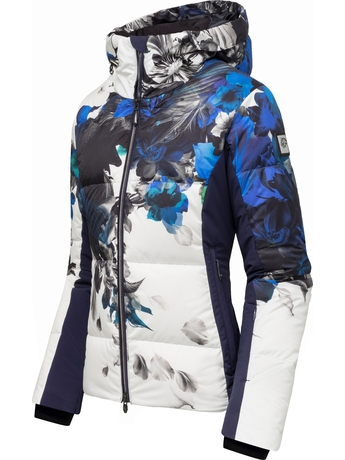 Куртка с мехом Descente Hana Jacket