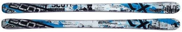 Горные лыжи Scott CX 2008 (07/08)