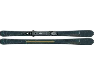 Горные лыжи с креплениями Salomon Origins Bamboo + KZ10 Ti 11/12