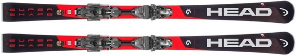 Горные лыжи Head i.Supershape Rally + крепления PRD 12 (18/19)