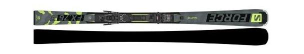 Горные лыжи Salomon S/Force Fx.76 + крепления M10 GW L80 PM 21/22 (20/21)