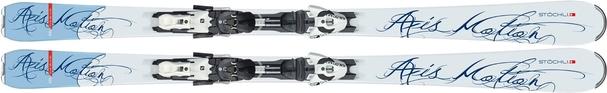 Горные лыжи Stockli Axis Motion + K Z10 Ti B80 (14/15)