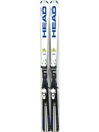Горные лыжи с креплениями Head iSupershapeTitan SW SFP13 + FREEFLEX Pro 14 WIDE 88 12/13