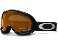 Маска Oakley A-Frame 2.0 Jet Black / Persimmon (14/15)