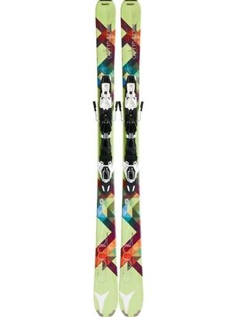 Горные лыжи с креплениями Atomic Affinity Storm + XTO 10 12/13