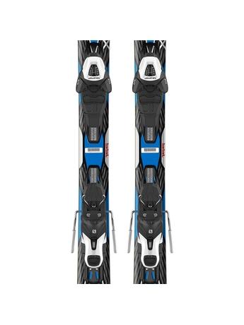 Горные лыжи Salomon X-Drive Focus + крепления Lithium 10 15/16