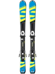 Горные лыжи Salomon X-Race Jr S + C5
