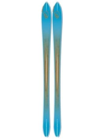 Горные лыжи без креплений Salomon BBR 8.9 Blue/Brown без креплений 12/13