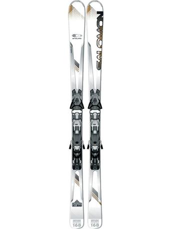 Горные лыжи с креплениями Salomon Enduro XT 800 + SZ14 Speed 11/12