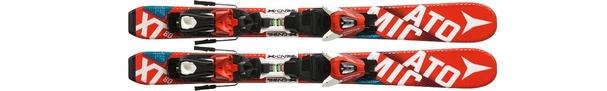Горные лыжи Atomic Redster JR I + XTE 045 (15/16)