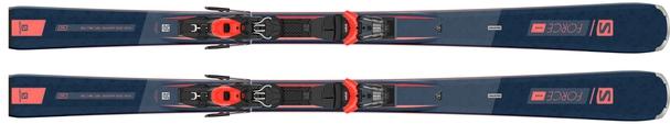 Горные лыжи Salomon S/Force Fever  + крепления M11 GW (20/21)