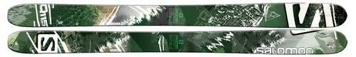 Горные лыжи Salomon Q-115 (13/14)