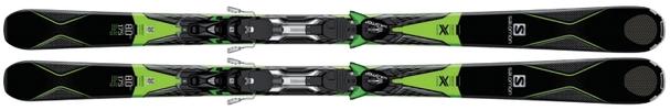 Горные лыжи Salomon X-Drive 8.0 FS + крепления XT 12 (16/17)