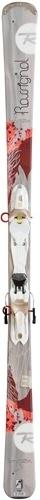 Горные лыжи с креплениями Rossignol Temptation 74 Light W + ZIP SAPHIR 100 L Wht Sand 12/13