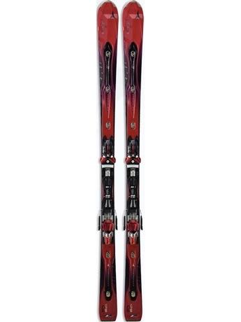 Горные лыжи Atomic D2 VF 72 red + крепления NEOX TL 12 164 10/11