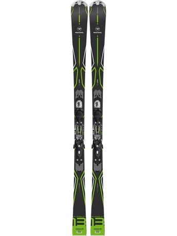 Горные лыжи Rossignol Pursuit 13 Carbon + Xelium 110 14/15
