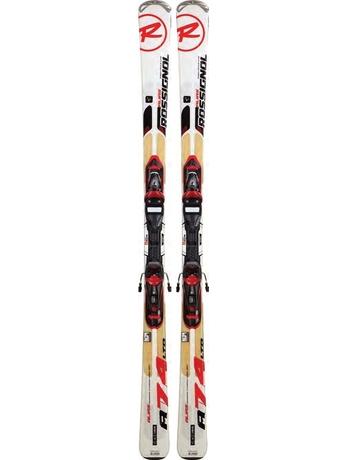 Горные лыжи с креплениями Rossignol Alias 74 LTD TPI2 + Axium 100L TPI2 11/12