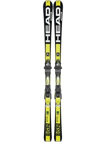 Горные лыжи Head i.Supershape Speed + крепления PRX 12 S 15/16