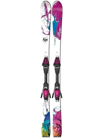 Горные лыжи с креплениями Fischer Koa 73 RF my style + V9 My Style 12/13