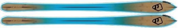Горные лыжи без креплений Salomon BBR 8.0 без креплений (12/13)