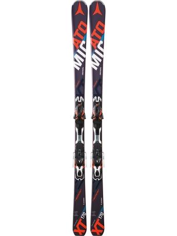 Горные лыжи Atomic Redster XT + крепления XT 10 16/17