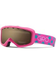 Маска Giro Grade Magenta / Turquoise Dots / Amber Rose 40