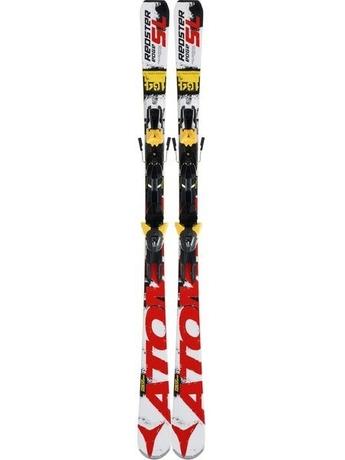 Горные лыжи с креплениями Atomic Redster Edge SL + XTO 12 12/13