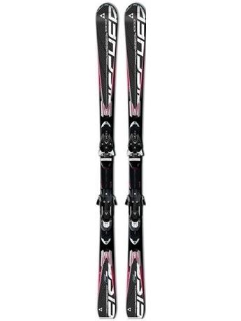 Горные лыжи с креплениями Fischer Progressor 1000 C-Line + C-line C13 Flowflex 2.0 11/12