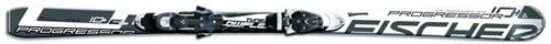 Горные лыжи с креплениями Fischer Progressor 10+ C-Line + C-line C13 Flowflex 2.0 (11/12)