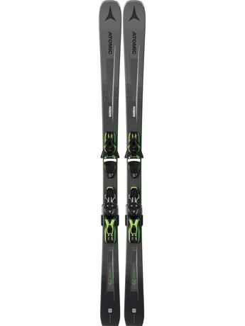 Горные лыжи Atomic Vantage 79 C + крепления FT 10 GW 19/20