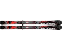 Горные лыжи Salomon X-Drive 80 + крепления Z10 (14/15)