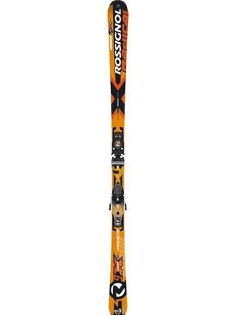 Горные лыжи Rossignol Radical R9X TI Oversize + крепления AXIAL2 140 TI TPI2 07/08