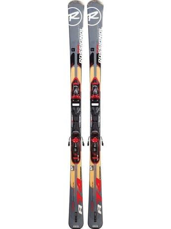 Горные лыжи с креплениями Rossignol Alias 74 Carbon TPI2 + Axium 100L TPI2 11/12