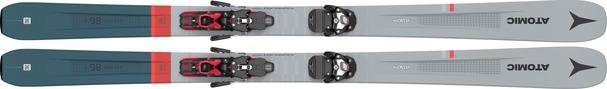 Горные лыжи Atomic Vantage 86 C + крепления Warden 11 MNC (20/21)
