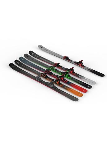 Горные лыжи Atomic Vantage 82 Ti + крепления FT 12 GW 19/20