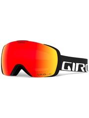 Маска Giro Contact Black Wordmark / Vivid Ember 37 + Vivid Infrared 62