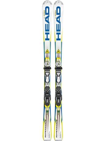 Горные лыжи с креплениями Head iSupershape Titan SW + FREEFLEX Pro 11 WIDE 88 12/13