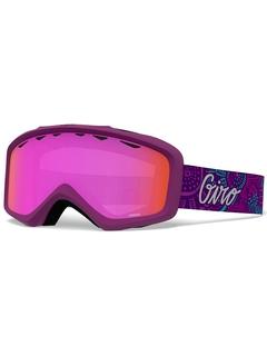 Детская маска Giro Grade Psych Blossom / Amber Pink 37