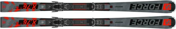 Горные лыжи Salomon S/Force X76 Ti + крепления M11 GW L80 (21/22)
