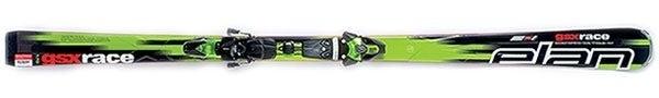 Горные лыжи Elan GSX Fusion Pro + ELD 12 Fusion Pro 07/08 (07/08)