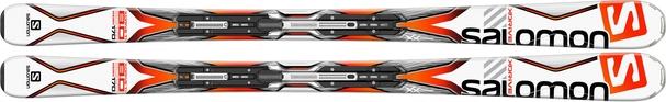 Горные лыжи Salomon X-Drive 8.0 Ti + крепления XT12 (16/17)