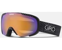 Маска Giro Field Black Mini Dots/ Persimmon Boost (15/16)