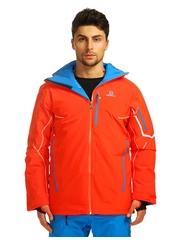 Куртка Salomon S-Line PACE Jacket M Orange (13/14)