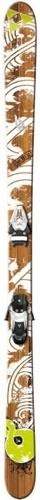 Горные лыжи Fischer Watea 98 + крепления X13 186 10/11