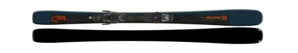 Горные лыжи Salomon Stance 80 + крепления  M11 GW L80 21/22 (20/21)