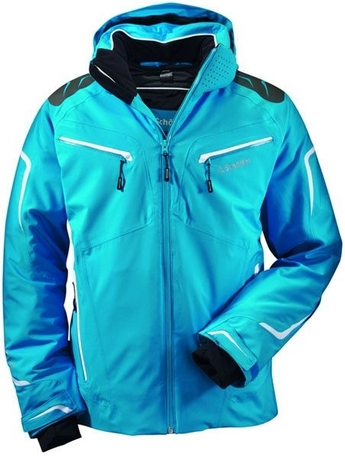 Горнолыжная куртка Schoffel Whistler голубая
